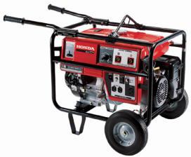 Generator-Welder Combo